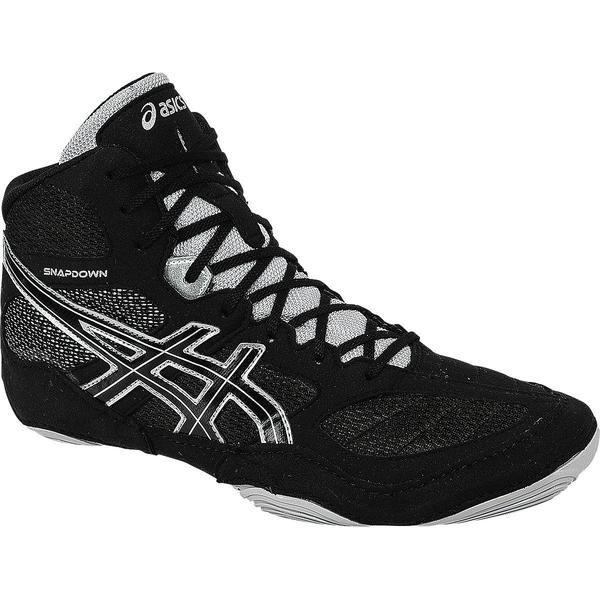 best sneakers 8822c 5032b Footwear 79799  Brand New Mens Asics Matflex 5 Wrestling Shoe,  Black Silver, Size 13 -  BUY IT NOW ONLY   54.99 on eBay!   Footwear 79799    Pinterest ...