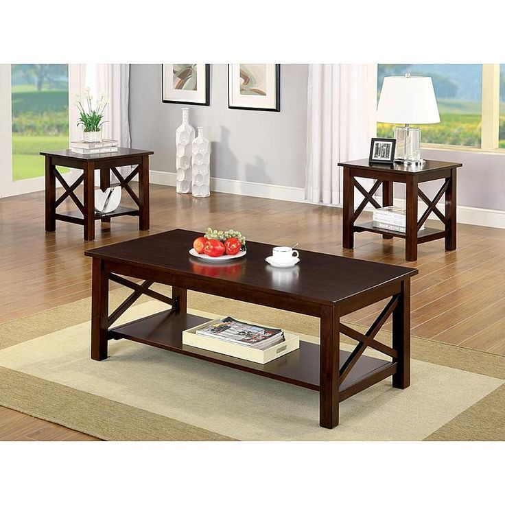 14 3 Piece Coffee Table Set Under 100 Gallery