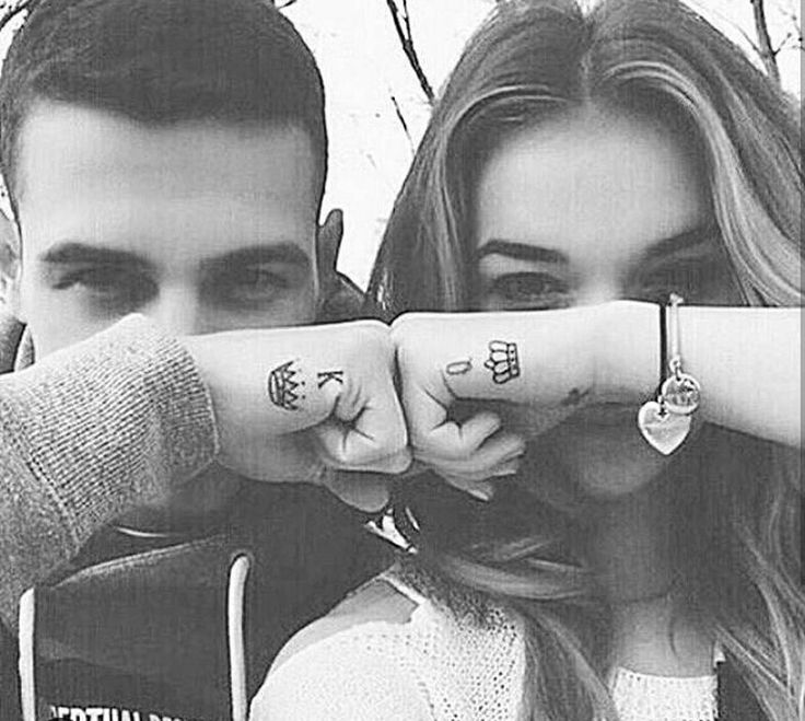 106 Very Cute Couple Tattoos That You'll Love