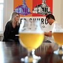 Beer Church Brewing opened earlier this year in a Civil War-era church in New Buffalo, Mich., and its congregation is growing. http://www.chicagotribune.com/lifestyles/travel/brewstraveler/ct-beer-church-new-buffalo-michigan-travel-0507-20170424-story.html #homebrewing www.homebrewing.org