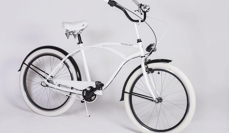 Moonlight Czarno na Białym | Rowery miejskie Bikes Bazaar