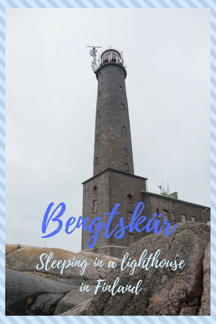 Have you ever dreamed of sleeping in a lighthouse? Here's the tale of our night sleeping in the Bengtskar lighthouse, Finland!