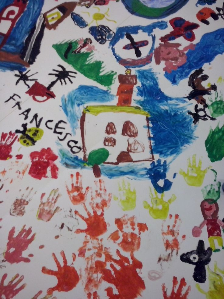 Il Castello secondo i bambini della scuola dell'infanzia