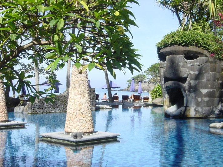 Sheraton, Lombok Indonesia - Stayed here for a week in Dec. 2011. Beautiful place!