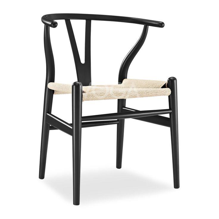 Design stoler av Hans J. Wegner i original kvalitet. Kjøp Y stol hos VOGA