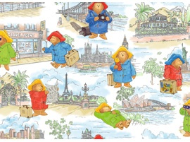 Paddington Bear - Paddington's Travels