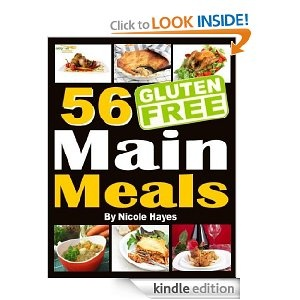 Easy-As Recipes: 56 Gluten-Free Main Meals