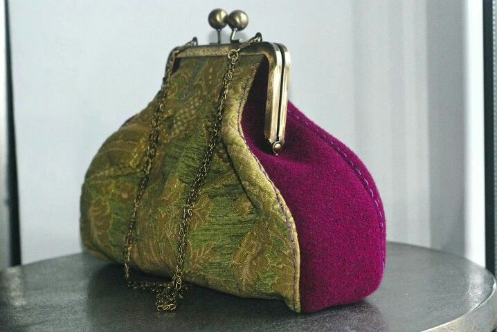Handmade bag made in Italy