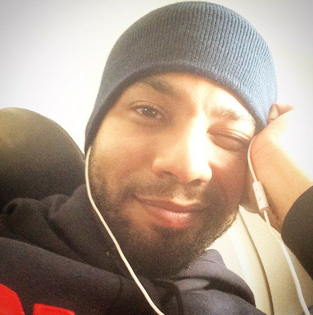 Pin for Later: 17 Photos of Jussie Smollett Being Sexy Without Even Trying