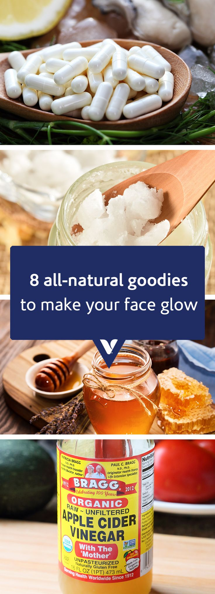 8 all natural goodies to make your face glow