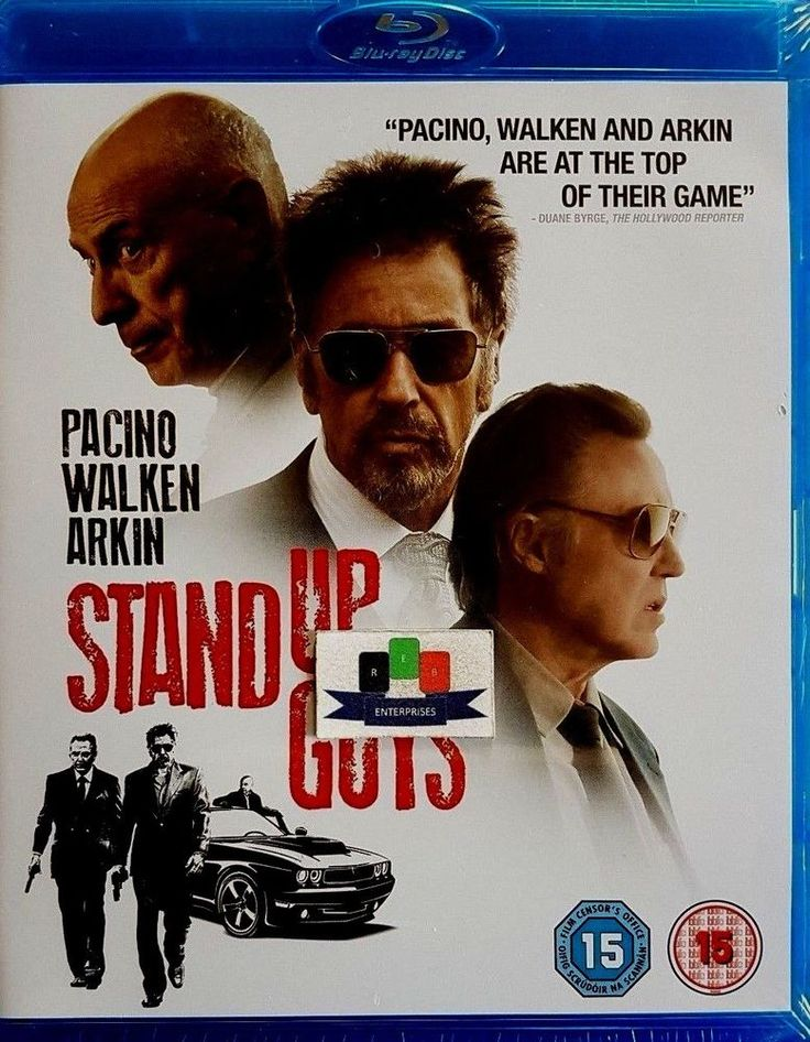 Stand Up Guys (Al Pacino) Blu-Ray 2013 New And Sealed
