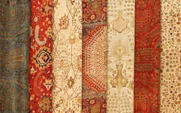 Jahan - Timeless collection of traditional carpets. Intramontabile collezione di tappeti. Di ABC Italia