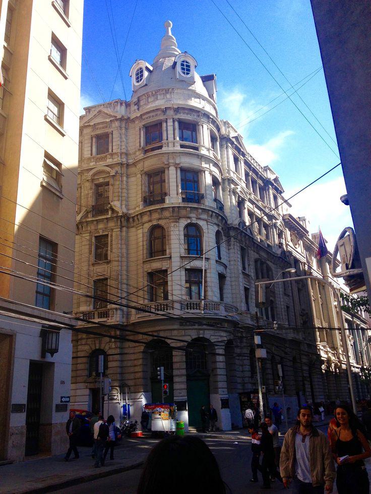 Edificio Bolsa de Valores