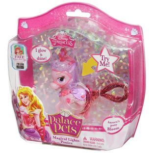 Buy Disney Princess Palace Pets Magical Light Up Playset at Argos.co.uk - Your Online Shop for Animal playsets and collectables, Toys under 10 pounds.