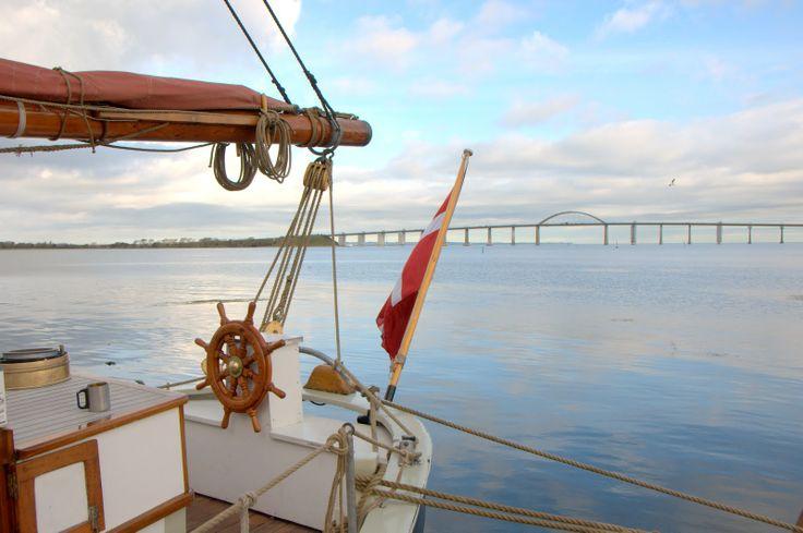 Sailing in the South Funen Archipilago - stay at Æblegaarden B&B, Langeland, Denmark, www.aeblegaarden.dk