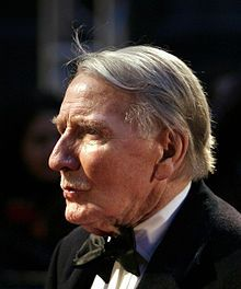 Leslie Phillips played the voice of The Sorting Hat in Harry Potter, and he turned nighty today. Happy Birthday!