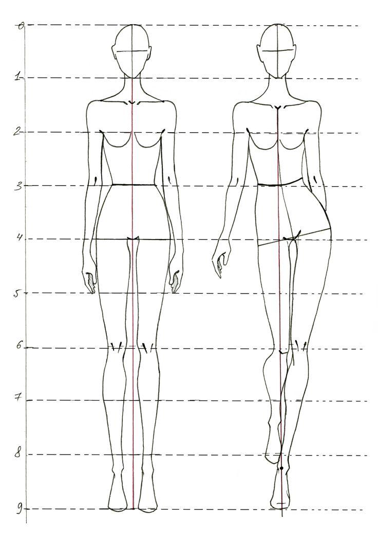 Картинки, картинки фигуры человека для моделирования