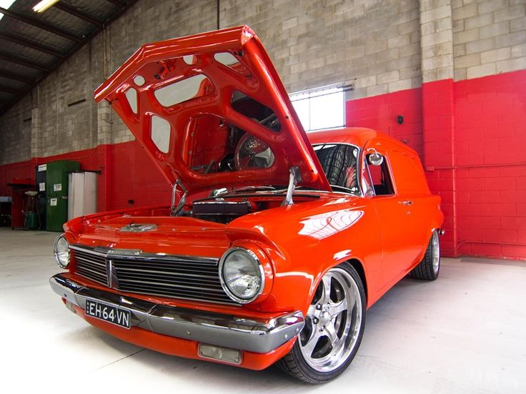 1964 HOLDEN EH Panel Van