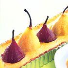 Een heerlijk recept: Perentaart met gepocheerde peren