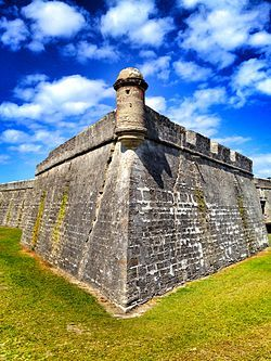 Castillo de San Marcos  St Augustine, FA....can't wait until 2-16-13 when we finally get married here!!