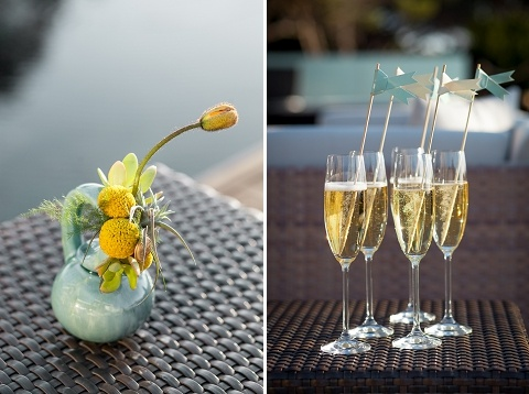 styled shoot: yellow & mint inspiration by wedding concepts