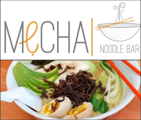 Mecha Noodle Bar Opens in Fairfield