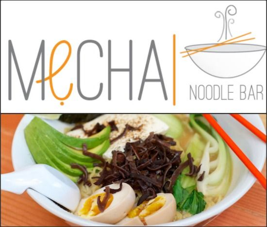 Mecha Noodle Bar Opens in Fairfield