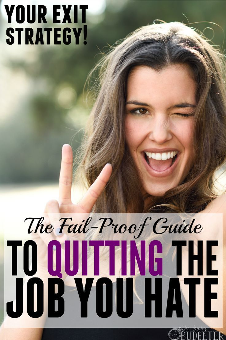 How to Quit Your Job (and find one that you love.) This fills me with such hope. I hate my job and would love to figure out how to quit my job and find a new career. This is like a step by step system that I could sit down and work out on paper. It sounds simple- but as soon as I did it and had a path written on paper, I feel so hopeful and excited for the future.