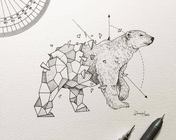 Geometric Beasts by Kerby Rosanes: http://www.playmagazine.info/geometric-beasts-kerby-rosanes/