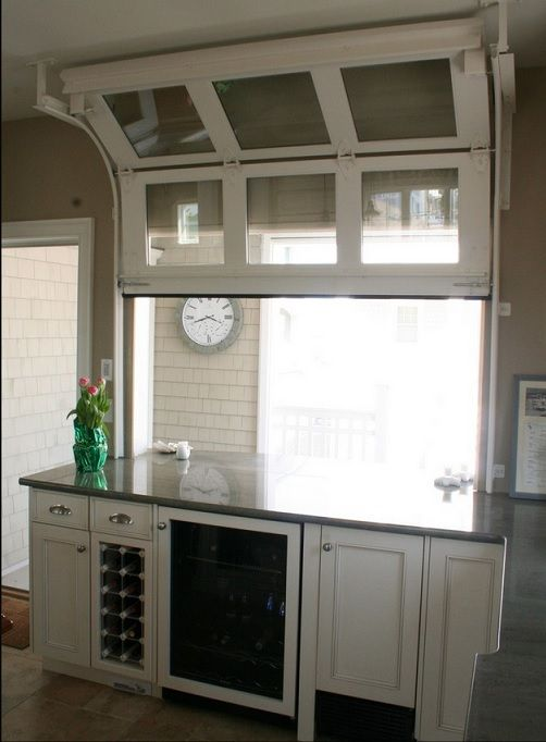 55 best images about glow in the dark garage doors on for Garage door style kitchen window