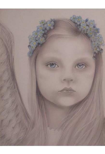 Marina Castellan: Baby Angel