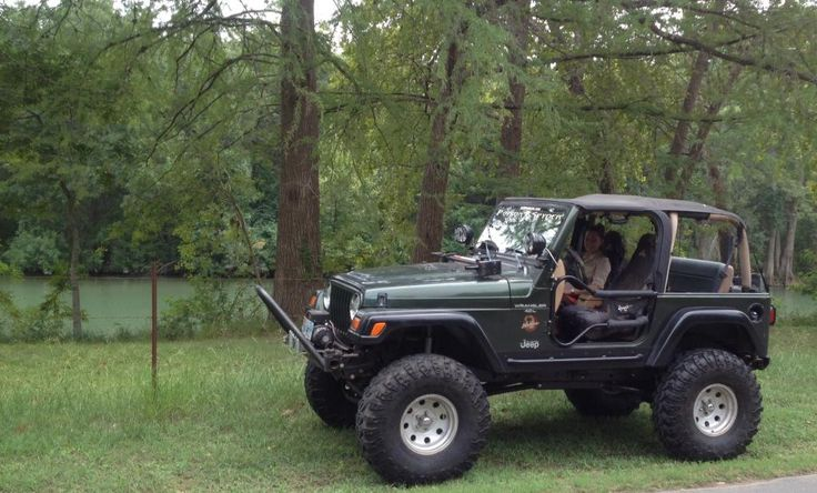 Who has the best Jeep TJ ??? show em' off!! - Page 29 - JeepForum.com