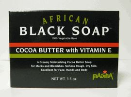 African Black SoapGift Guide, African Black Soaps, Soaps Cocoa