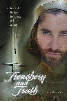Treachery and Truth by Katy Huth Jones (story of St. Wenceslaus)
