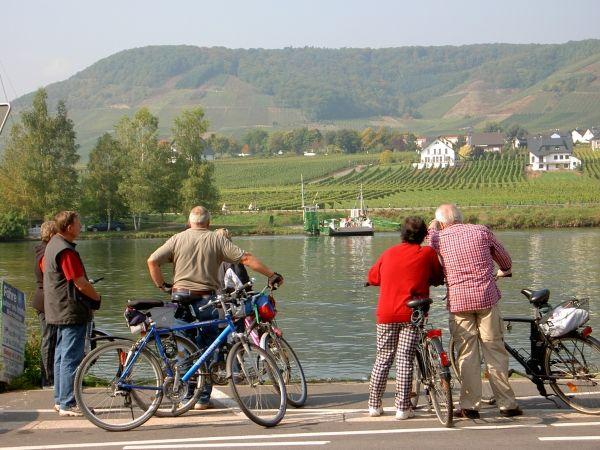 Schitterende fietsvakantie langs de Duitse Moezel en Saar