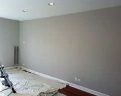 Best Sherwin Williams Alpaca Gray Upstairs Hallway And 400 x 300