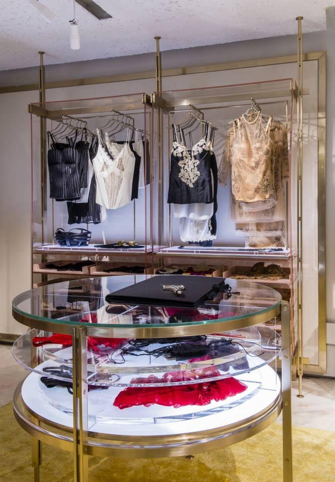 La Perla - Retail Design - Boutique - Loja - Lingerie
