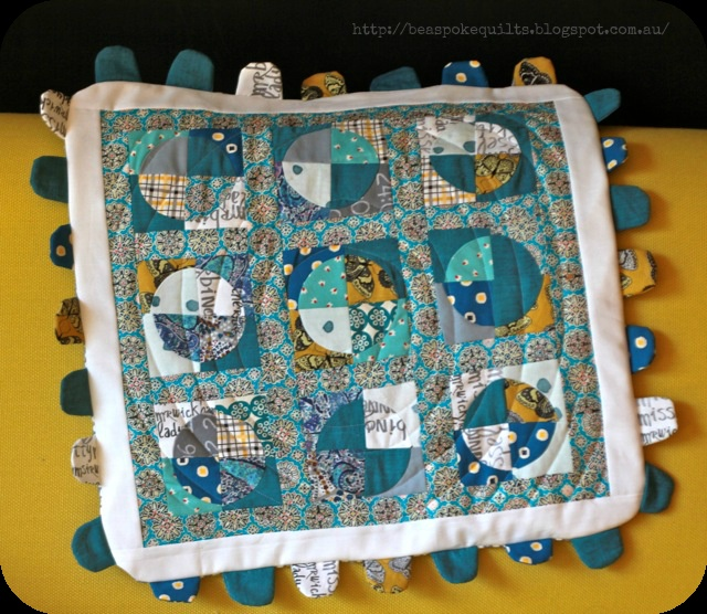 Siobhan Rogers: Dolly Quilt swap