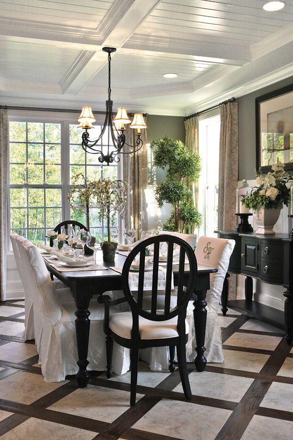 Malibu Dining Room Charlotte NcModel