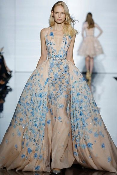 Zuhair Murad 2016 Dresses Collection – Designers Outfits Collection