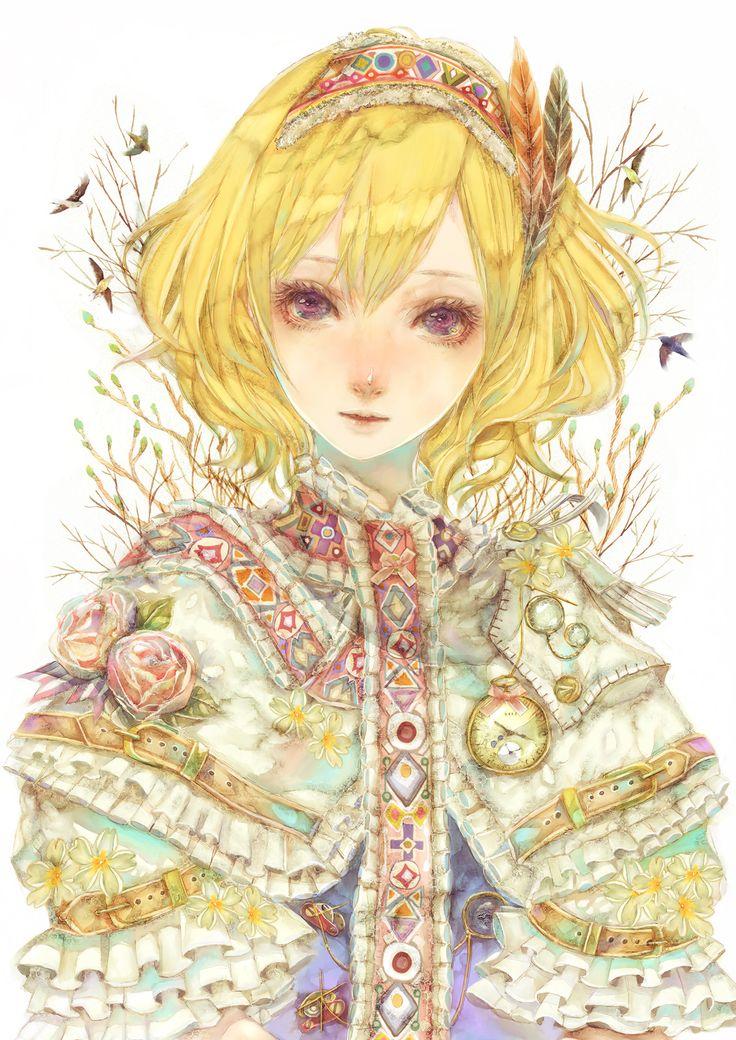Alice Margatroid by YOGISHA