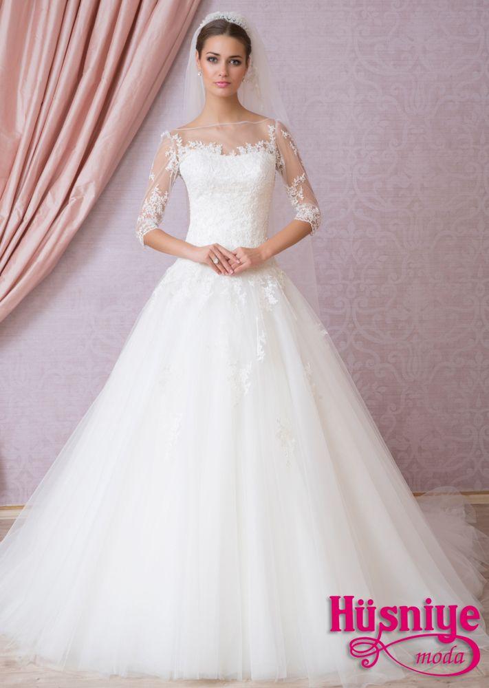 #weddingdress #wedding #2014  www.husniyemoda.com.tr
