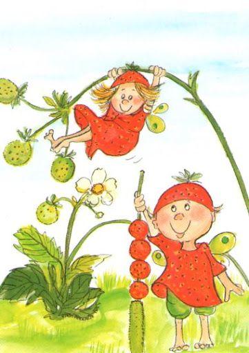 Virpi Pekkala.  Mansikkakesä (Strawberry Summer)
