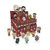 Game of Thrones Mystery Minis Mini-Figure Case of 24 Blind Box Figures:   One of the most epic fantasy television series ever to grace a TV network has been not only miniaturized, but stylized too! Game of Thrones Mystery Minis Vinyl Mini-Figures feature your favorite factions and mythical creatures from the Game of Thrones TV series on HBO, each measuring about 2 1/2-inches tall. Don't miss the Stark Direwolves, Daenerys' Dragons, King's Guard Soldier, Night's Watch Soldier, and many ...