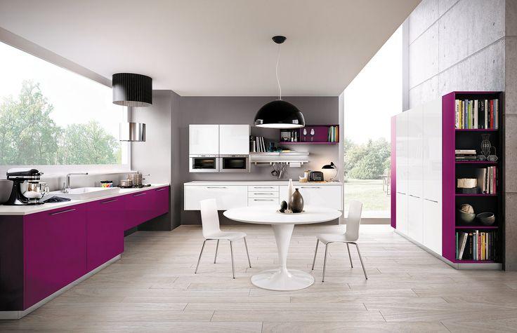 Viola, colore pantone dell'anno 2014 - Cose di Casa