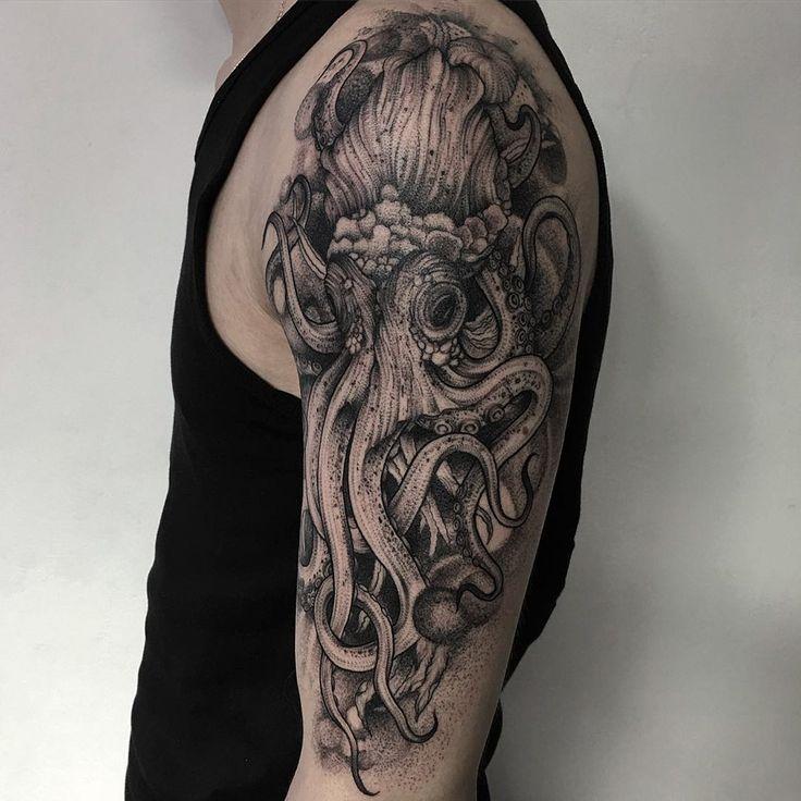Les tatouages de créatures féeriques de Parvick Faramarz  2Tout2Rien