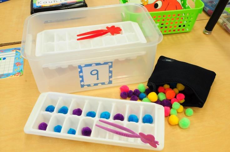 Mrs. Ricca's Kindergarten: Patterns & Math Stations