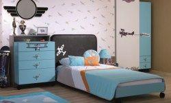 Παιδικό Κρεβάτι Πιλοτ-2115