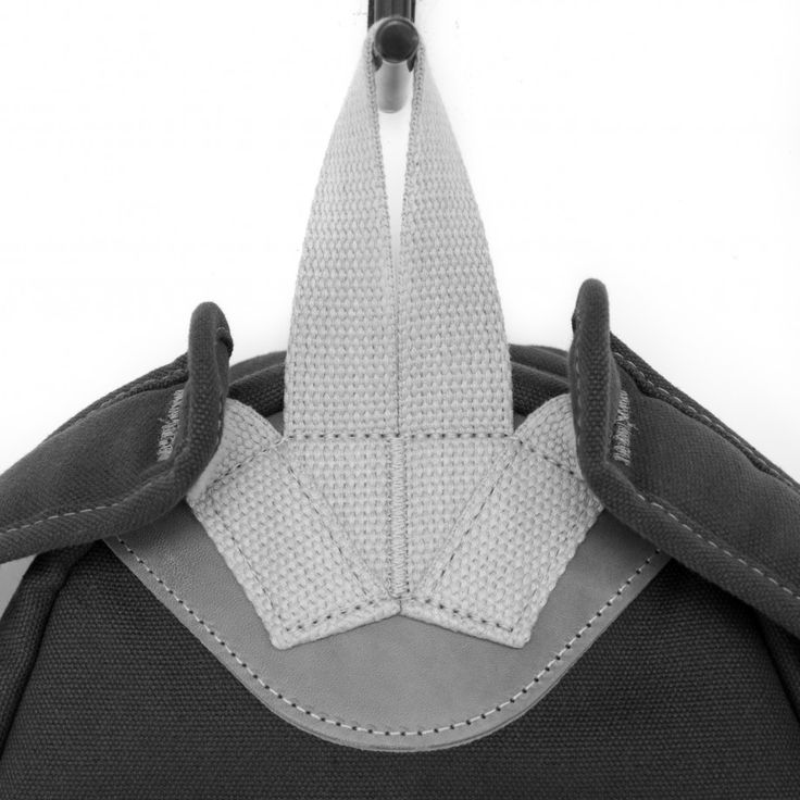 The MAKR Teardrop Daypack in Leather & Canvas • Selectism