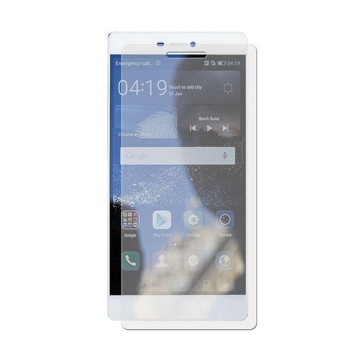 Mat Clear LCD Screen Protector Film Foil Saver For Huawei P8 Lite Anti-Fingerpri